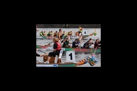 Construction Industry Dragon Boat Challenge